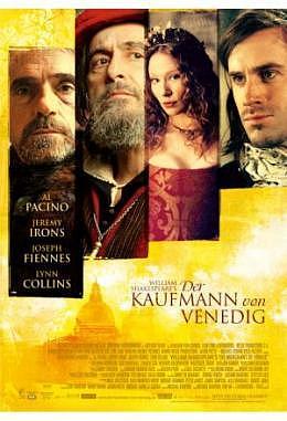 Kaufmann von Venedig, Der