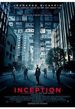 Inception - deutsch gefaltet