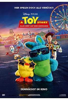 Toy Story 4: Alles hört auf kein Kommando - Motiv B