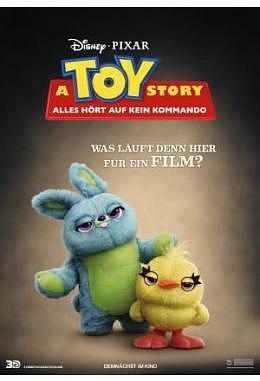 Toy Story 4: Alles hört auf kein Kommando - Motiv C
