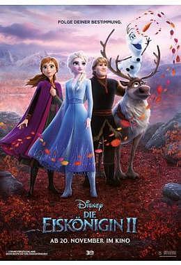 Eiskönigin 2, Die