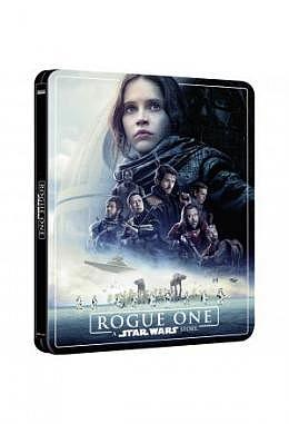 Rogue One: A Star Wars Story – 4K Ultra HD Steelbook (3 Disc Edition includes Blu-ray)